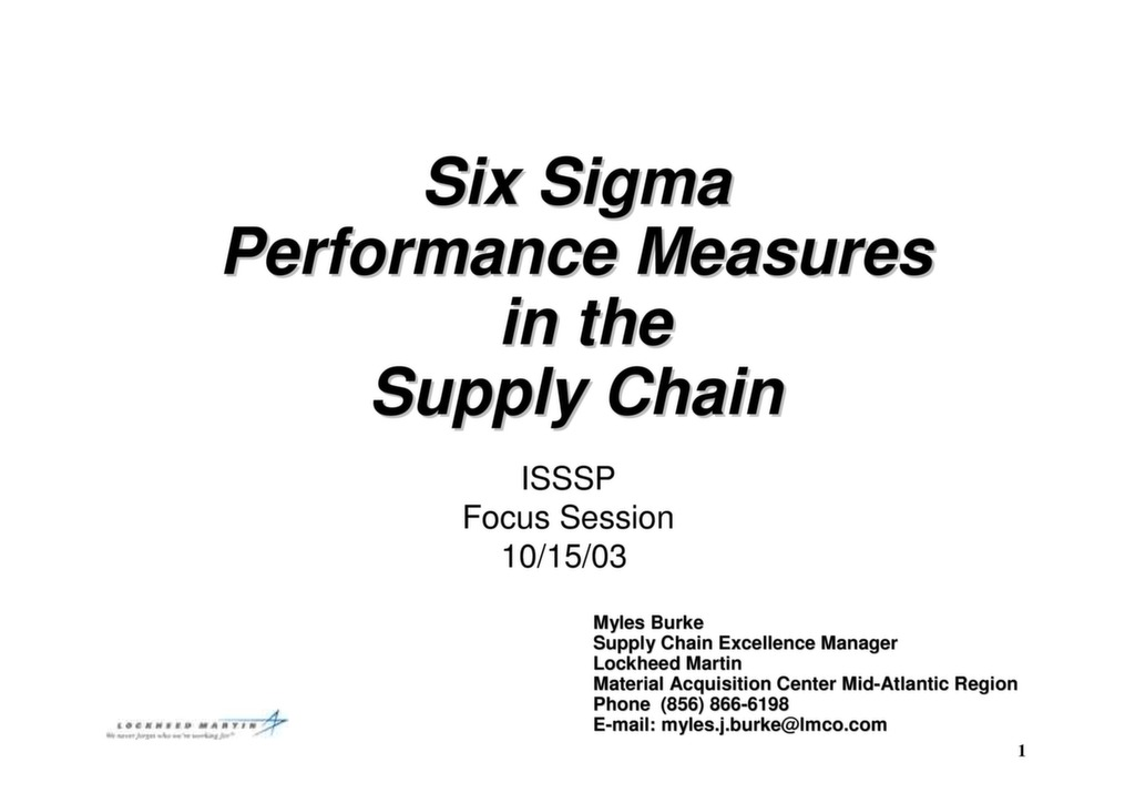six sigma benefits and negative discussion Sigma methodology ie how six sigma works, the positives of implementing six sigma , the negatives of six sigma and last part of the paper throws some light on what future work is required to.