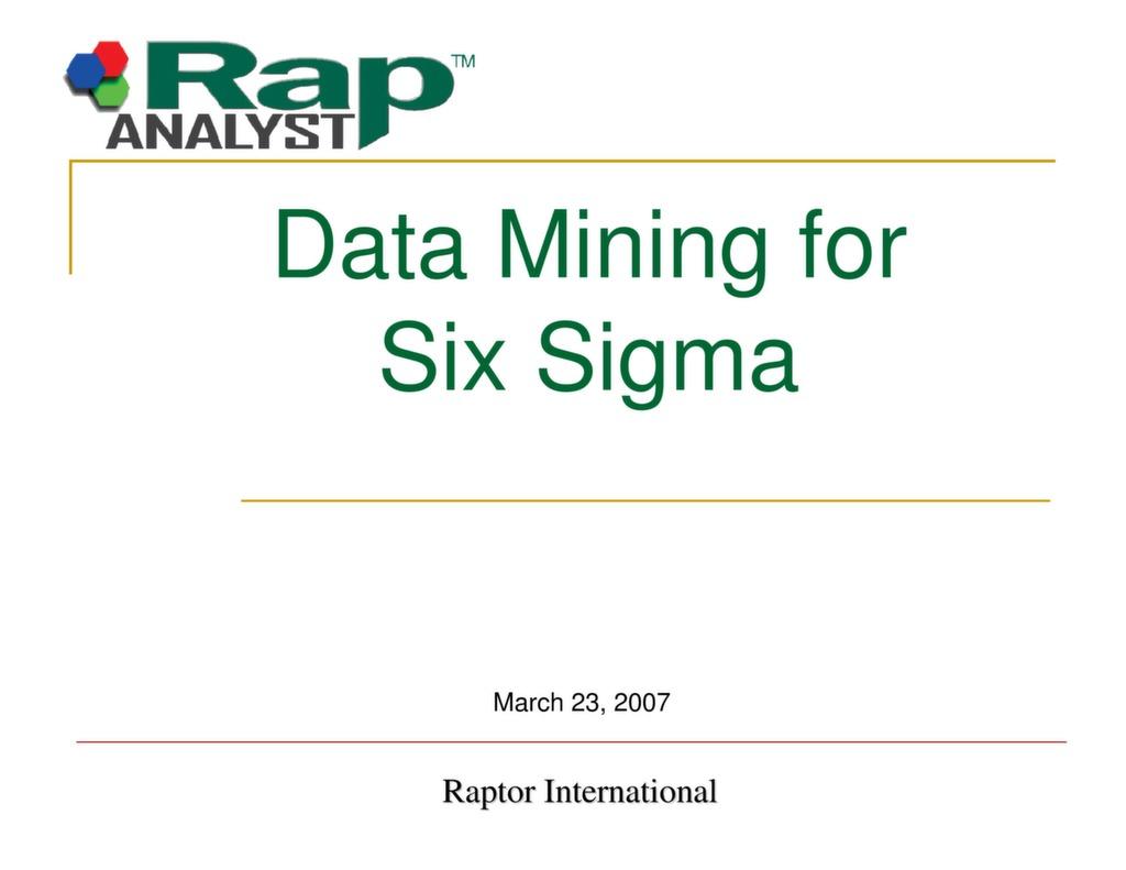 data mining software pdf