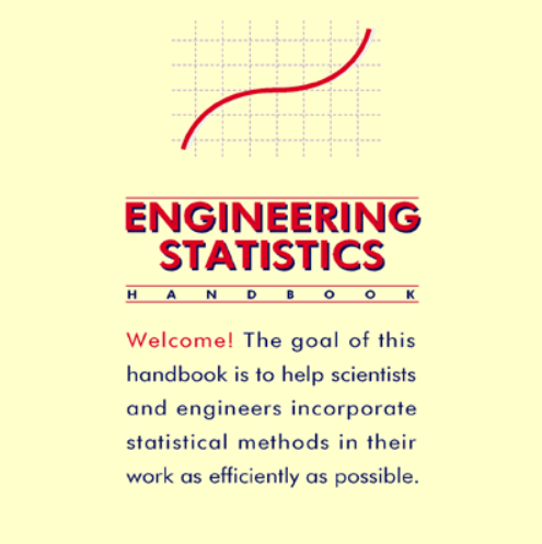 nist engineering statistics handbook