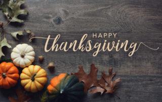 thanksgiving lean six sigma