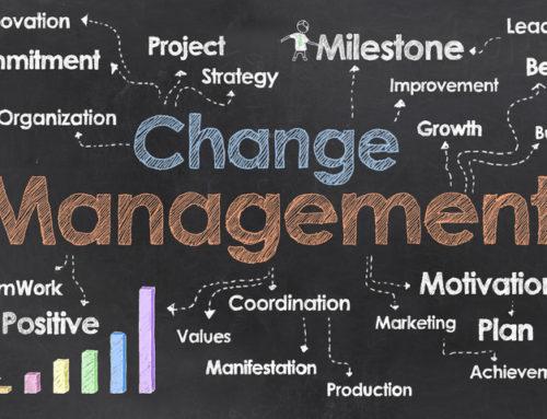 December 2019 Webinar: Change Management and Leadership