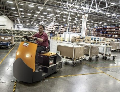 Goods to Person Automation