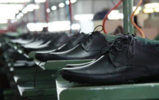 shoe manufacturing