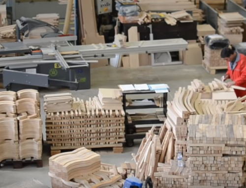 Lean in the Wood Furniture Industry
