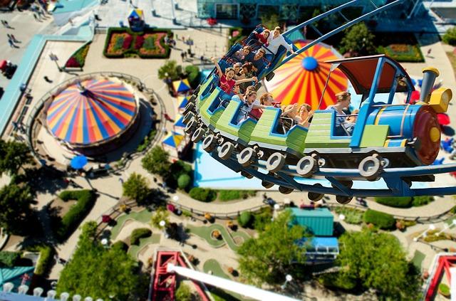 amusement parks continuous improvement