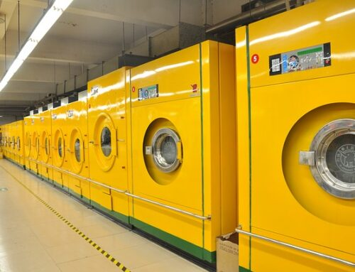 Lean Six Sigma in Laundry and Dry Cleaning
