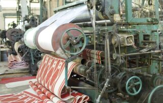 six sigma textile industry