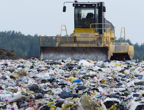 LSS in the Solid Waste Industry