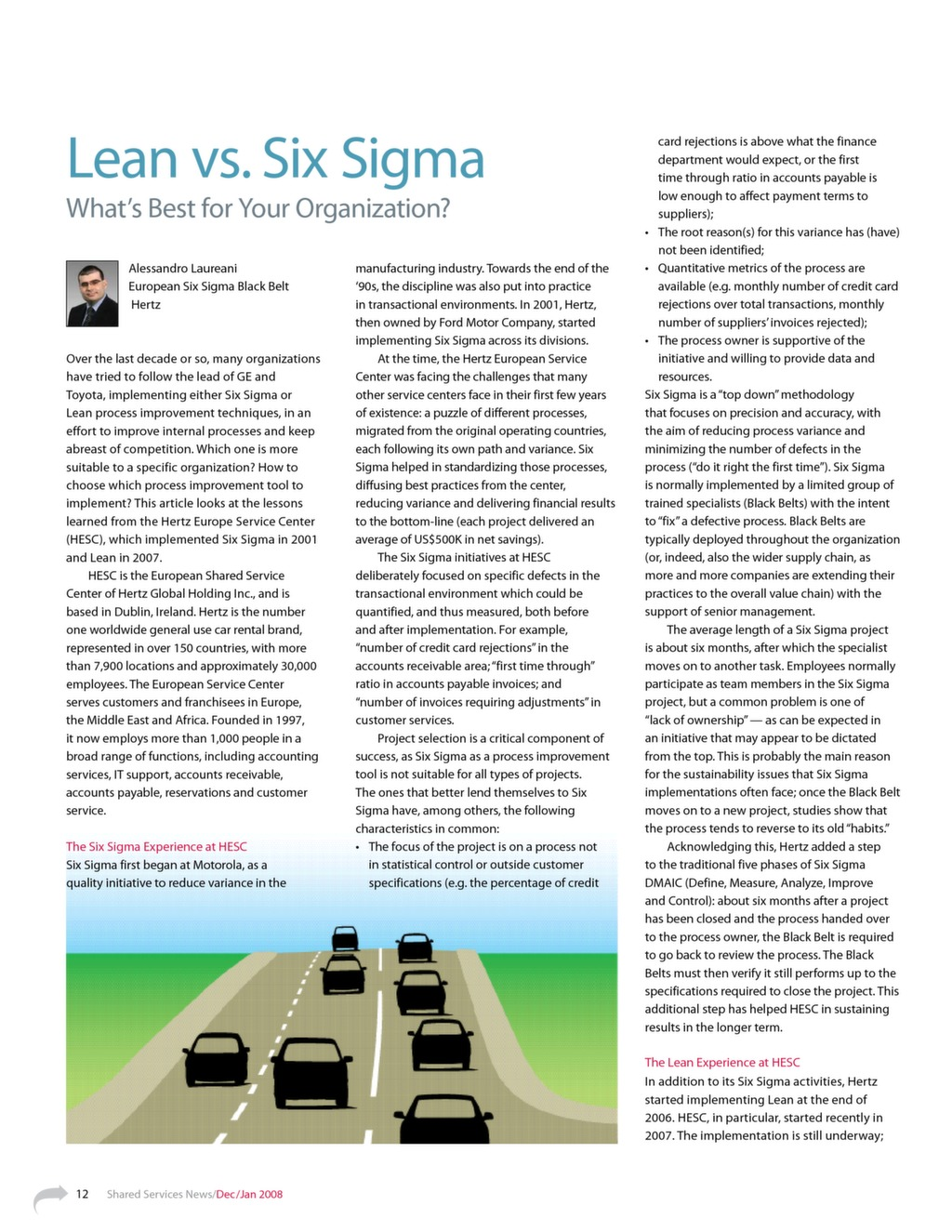 lean vs six sigma what s best for your organization isssp for