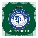 ISSSP Accredited Badge